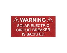 Leco Solar Labels